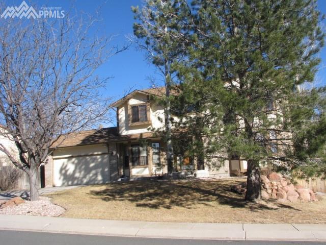 4995 Granby Circle, Colorado Springs, CO 80919 (#7514905) :: 8z Real Estate