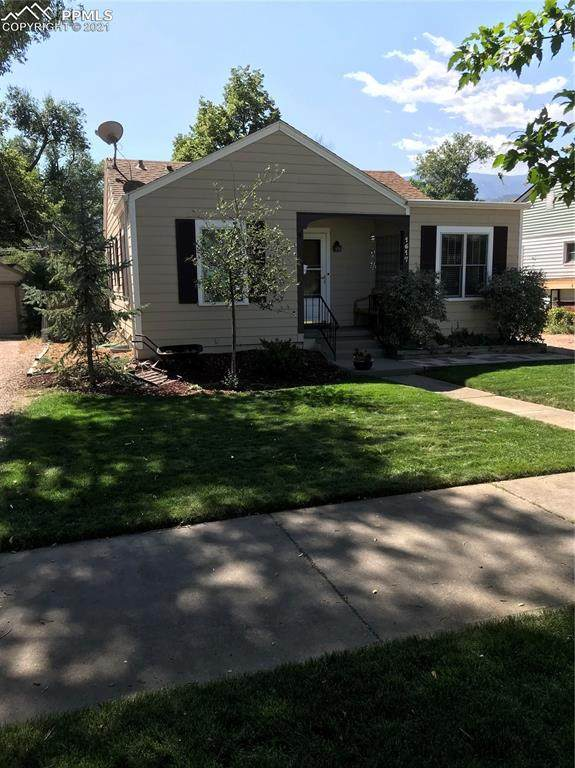 1617 W Kiowa Street, Colorado Springs, CO 80904 (#7580508) :: Venterra Real Estate LLC