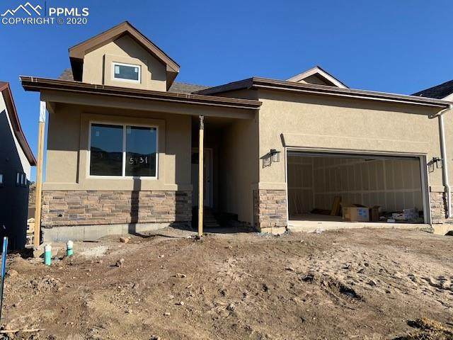 5431 Silverstone Terrace, Colorado Springs, CO 80919 (#7730015) :: Tommy Daly Home Team
