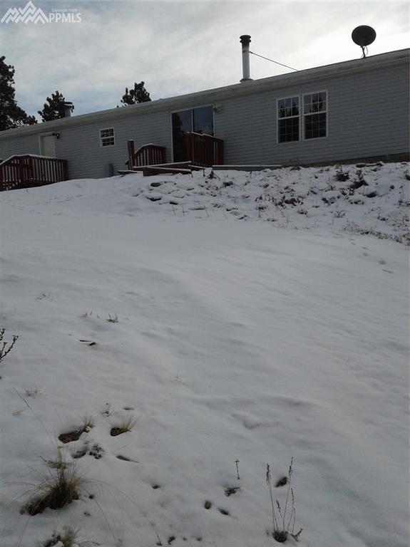 1848 Pikes Peak Drive, Florissant, CO 80816 (#7757942) :: 8z Real Estate