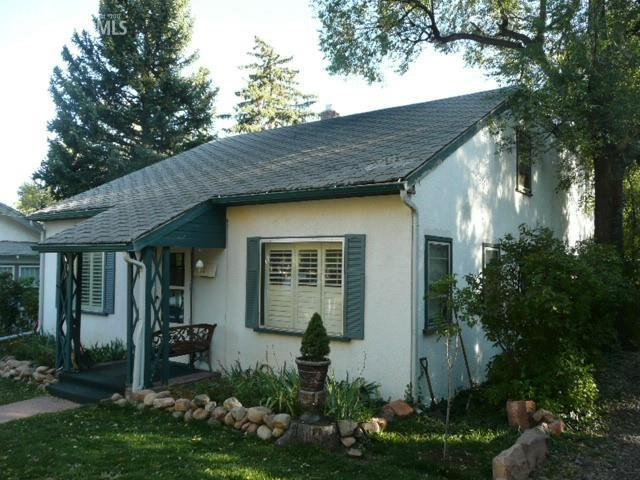 815 Cheyenne Boulevard, Colorado Springs, CO 80906 (#7810062) :: 8z Real Estate