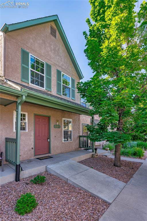 233 Hargrove Court, Colorado Springs, CO 80919 (#7853360) :: Tommy Daly Home Team