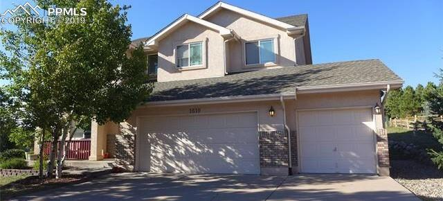 1610 Plowman Place, Monument, CO 80132 (#7857194) :: Action Team Realty