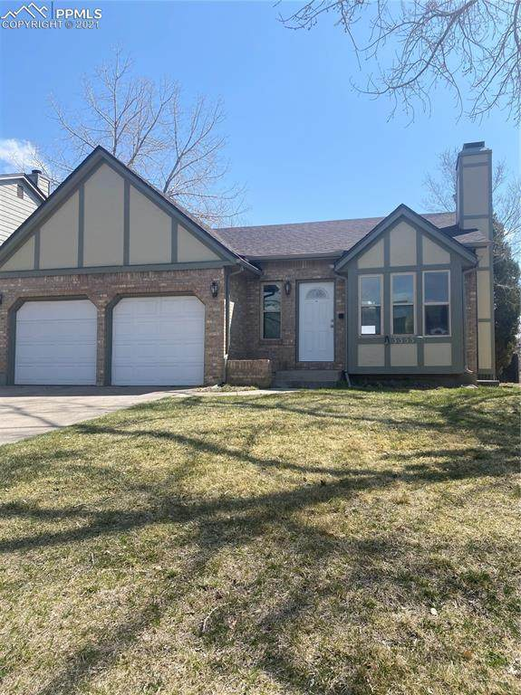 3355 Ash Hopper Lane, Colorado Springs, CO 80906 (#7863685) :: Tommy Daly Home Team