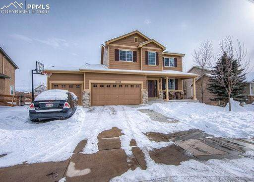 15722 James Gate Place, Monument, CO 80132 (#7893413) :: Colorado Home Finder Realty