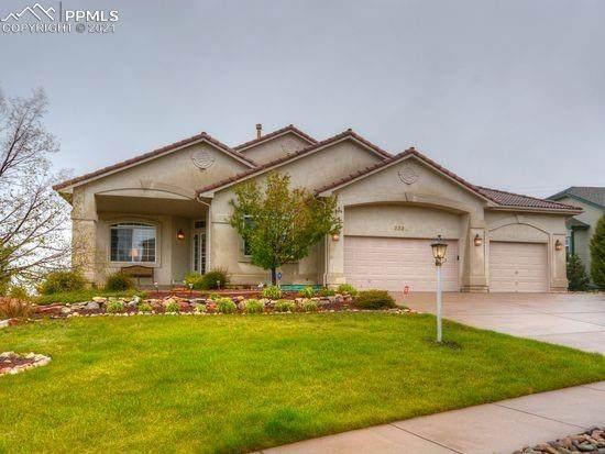 2324 Craycroft Drive, Colorado Springs, CO 80920 (#7976542) :: The Harling Team @ HomeSmart