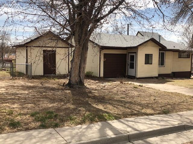 401 Holly Drive, Colorado Springs, CO 80911 (#8015659) :: Action Team Realty