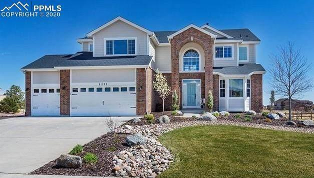11123 Glen Canyon Drive, Peyton, CO 80831 (#8016965) :: Jason Daniels & Associates at RE/MAX Millennium