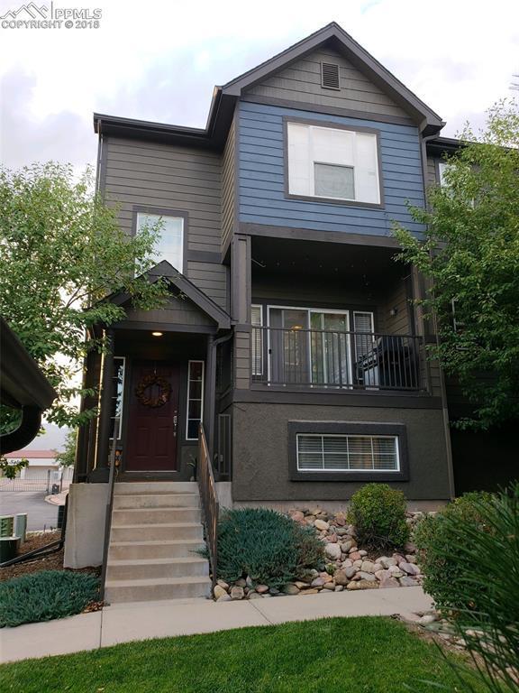 1099 Wisdom Heights, Colorado Springs, CO 80907 (#8027277) :: Jason Daniels & Associates at RE/MAX Millennium