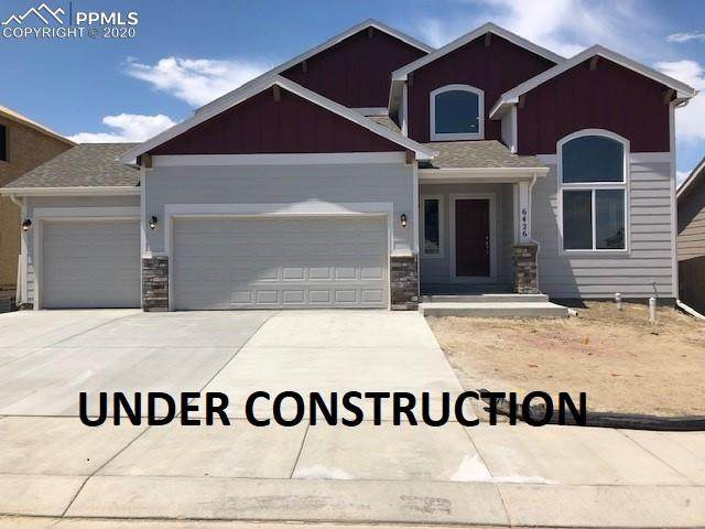 10852 Pigeon Drive, Colorado Springs, CO 80925 (#8038833) :: Action Team Realty