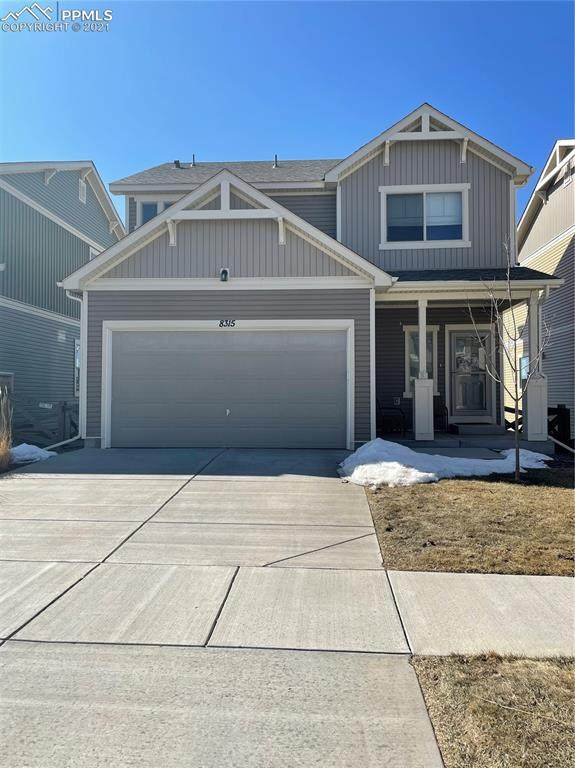 8315 Longleaf Lane, Colorado Springs, CO 80927 (#8068454) :: The Artisan Group at Keller Williams Premier Realty