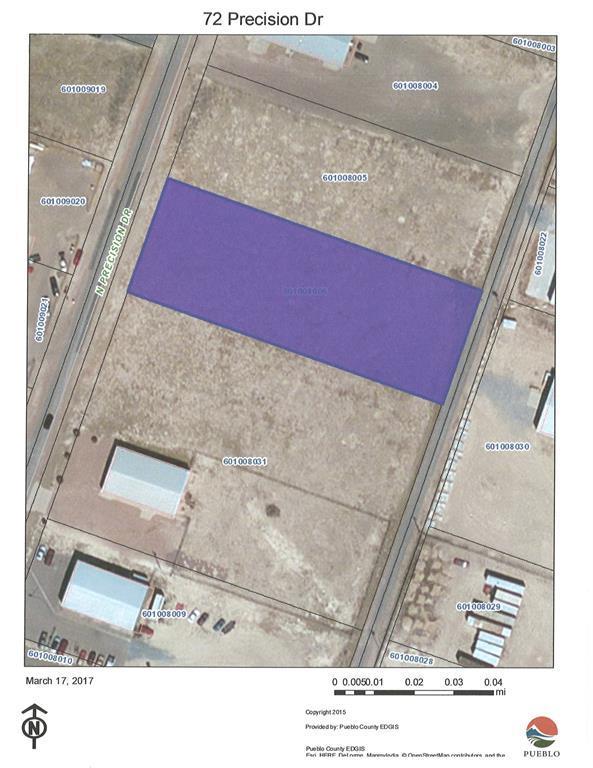 72 N Precision Drive, Pueblo West, CO 81007 (#8094387) :: Group 46:10 Colorado Springs