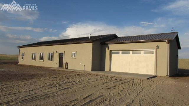 24350 E Highway 24 Highway, Calhan, CO 80808 (#8133422) :: Colorado Home Finder Realty