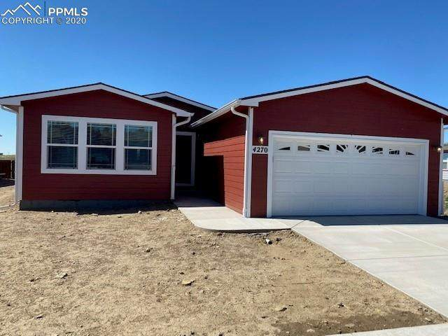 4270 Gray Fox Heights, Colorado Springs, CO 80922 (#8137976) :: The Treasure Davis Team