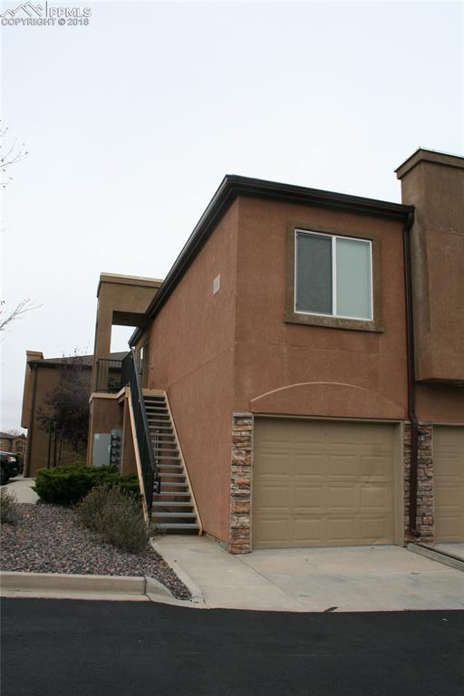 6967 Stetson Ranch Point #201, Colorado Springs, CO 80922 (#8182838) :: The Hunstiger Team