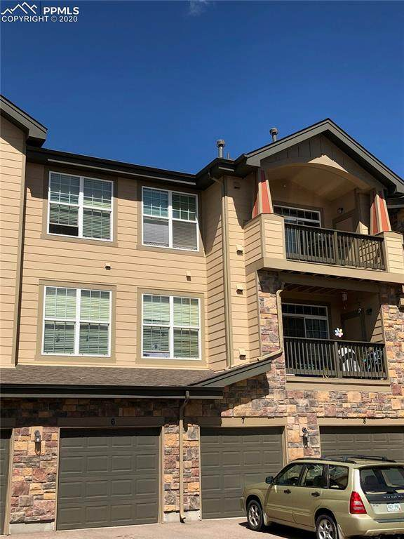 4790 Wells Branch Heights #303, Colorado Springs, CO 80923 (#8185531) :: Action Team Realty
