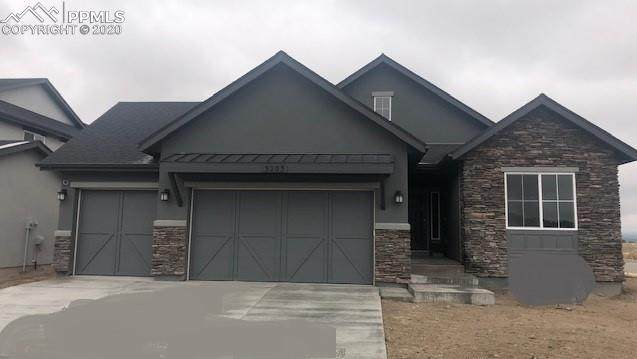 3203 Red Cavern Road, Colorado Springs, CO 80908 (#8195768) :: The Treasure Davis Team