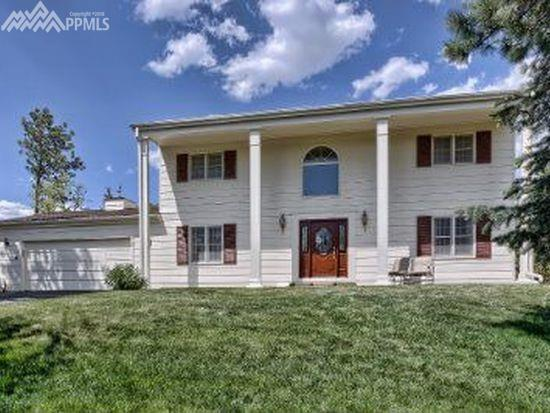 19120 Rosewood Way, Monument, CO 80132 (#8220878) :: The Hunstiger Team