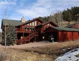 3115 Highway 9 Highway, Guffey, CO 80820 (#8323787) :: 8z Real Estate