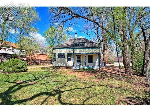 208 W Cheyenne Road, Colorado Springs, CO 80906 (#8406685) :: 8z Real Estate