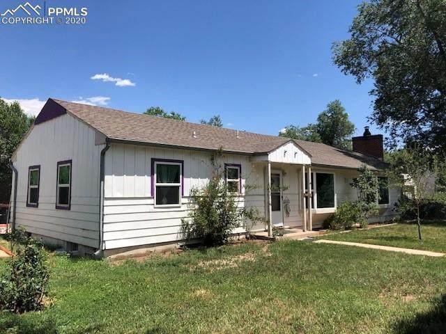 2156 S Corona Avenue, Colorado Springs, CO 80905 (#8447896) :: Finch & Gable Real Estate Co.