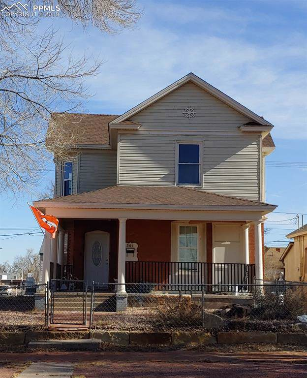 301 Cimarron Avenue, La Junta, CO 81050 (#8452230) :: HomePopper