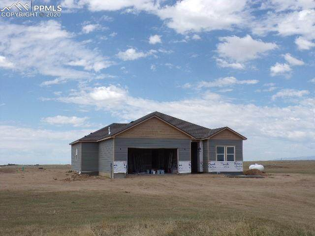29927 Lonesome Dove Lane, Calhan, CO 80808 (#8572136) :: Fisk Team, RE/MAX Properties, Inc.
