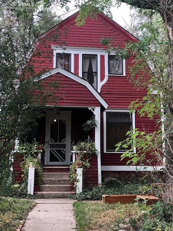 6 E Mill Street, Colorado Springs, CO 80903 (#8648322) :: 8z Real Estate