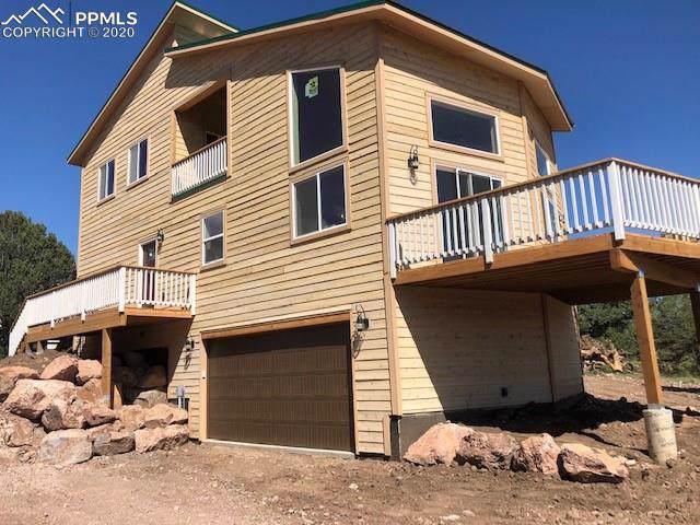 22 Choctaw Drive, Florissant, CO 80816 (#8672508) :: The Peak Properties Group