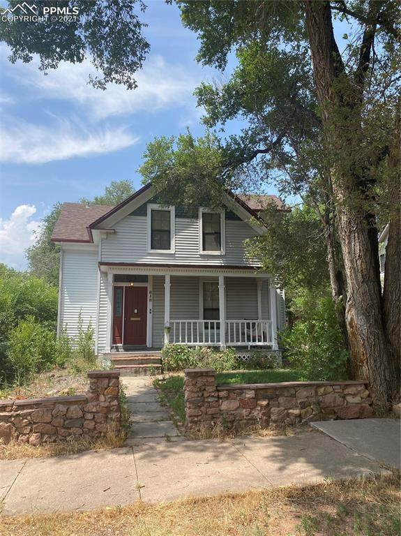 818 N Royer Street, Colorado Springs, CO 80903 (#8678706) :: Tommy Daly Home Team