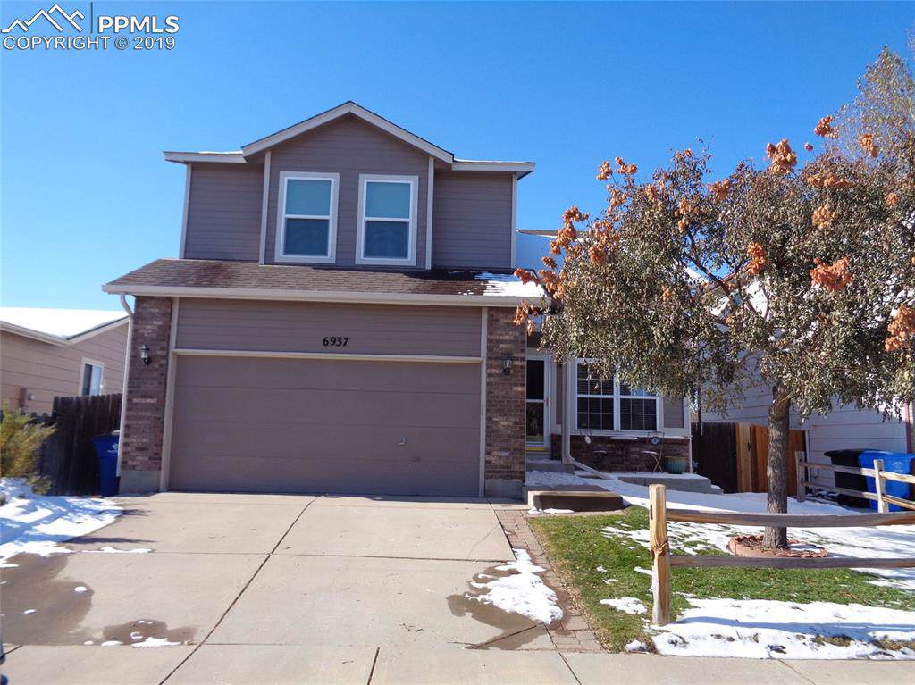 6937 Lost Springs Drive - Photo 1