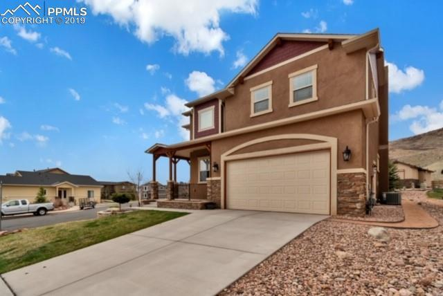 2570 Mirror Lake Court, Colorado Springs, CO 80919 (#8769173) :: The Treasure Davis Team