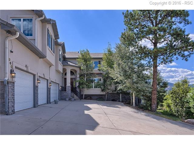 360 Childe Drive, Colorado Springs, CO 80906 (#8771371) :: 8z Real Estate