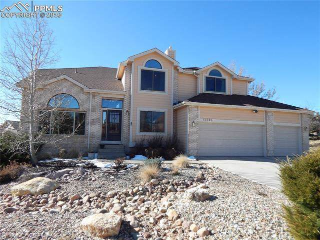 15595 Copperfield Drive, Colorado Springs, CO 80921 (#8790968) :: Jason Daniels & Associates at RE/MAX Millennium