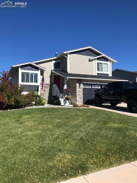 635 Pennington Drive, Colorado Springs, CO 80911 (#8819360) :: CC Signature Group