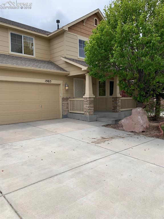 1985 Bucolo Avenue, Colorado Springs, CO 80951 (#8830228) :: The Daniels Team