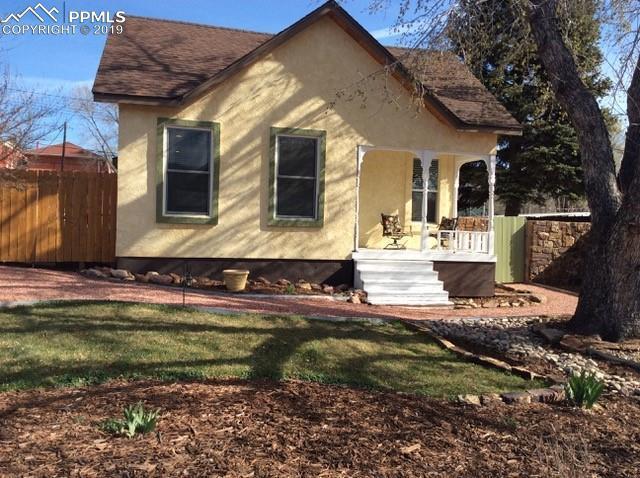 3306 W Colorado Avenue, Colorado Springs, CO 80904 (#8830689) :: Jason Daniels & Associates at RE/MAX Millennium