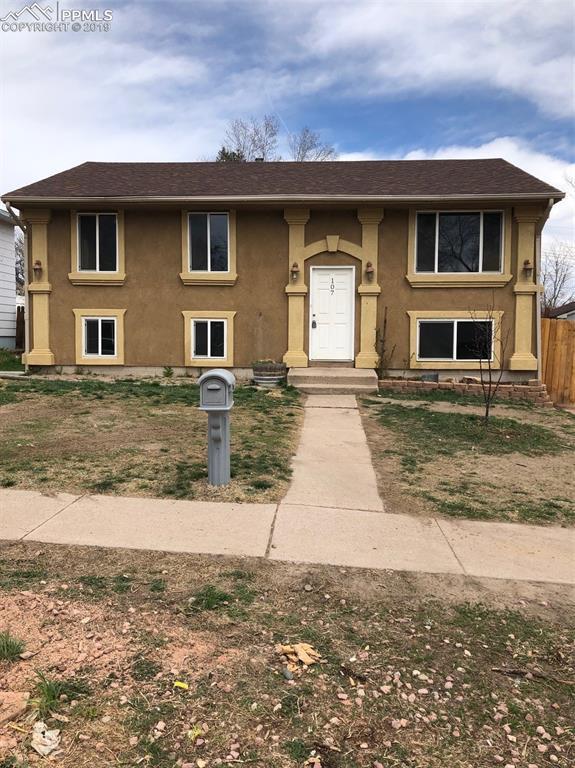 107 N Dunsmere Street, Colorado Springs, CO 80909 (#8842767) :: The Hunstiger Team
