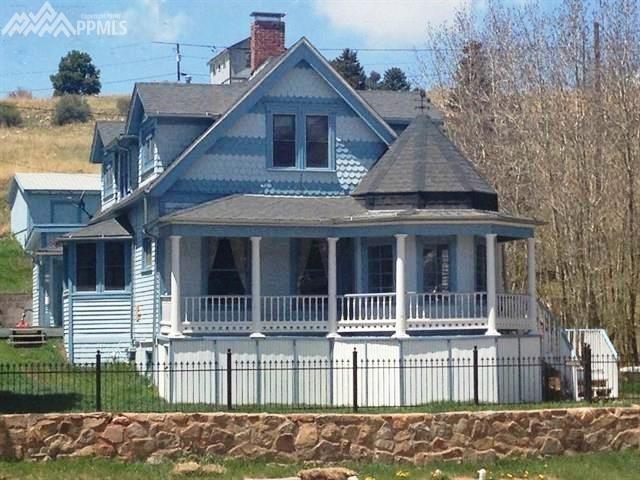 117 Prospect Avenue, Cripple Creek, CO 80813 (#8848743) :: 8z Real Estate