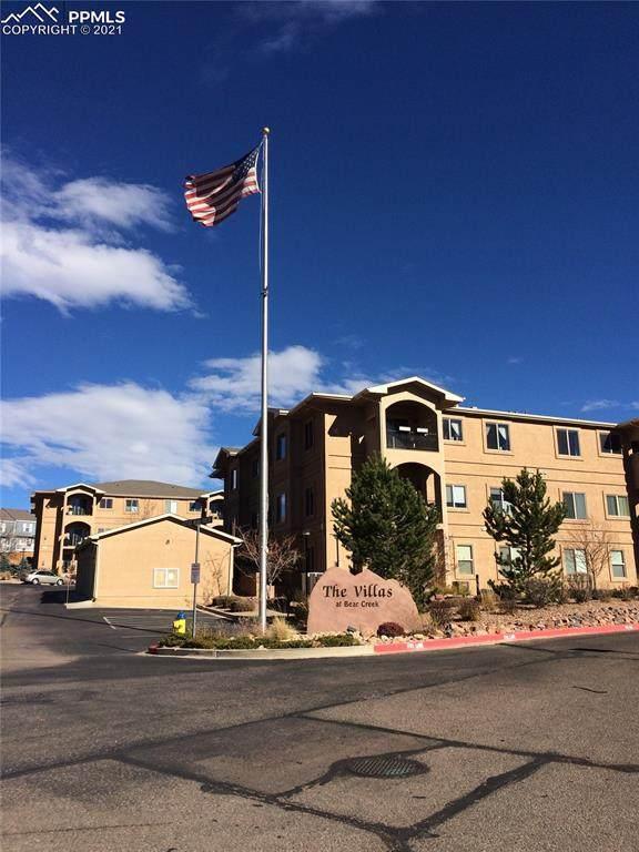 1675 Little Bear Creek Point #201, Colorado Springs, CO 80904 (#8878619) :: Venterra Real Estate LLC
