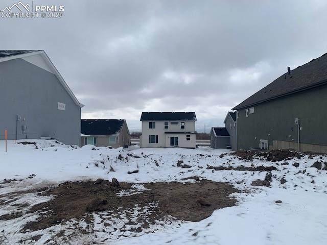 11010 Falling Snow Lane, Colorado Springs, CO 80908 (#8886577) :: The Peak Properties Group