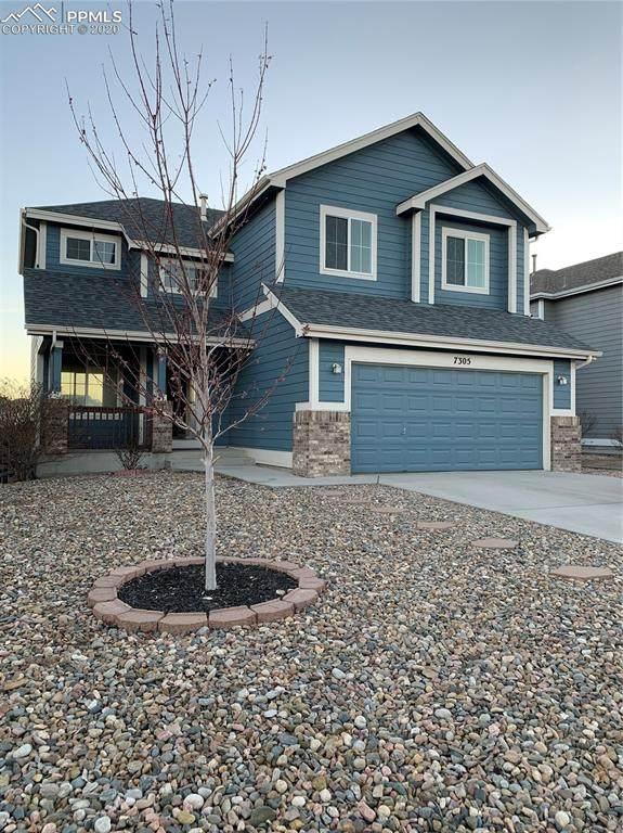 7305 Dobbs Drive, Fountain, CO 80817 (#8958719) :: Venterra Real Estate LLC