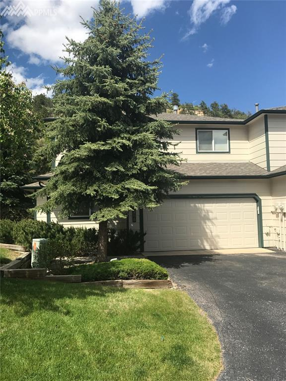 2265 Palm Drive C, Colorado Springs, CO 80918 (#8959988) :: Perfect Properties powered by HomeTrackR