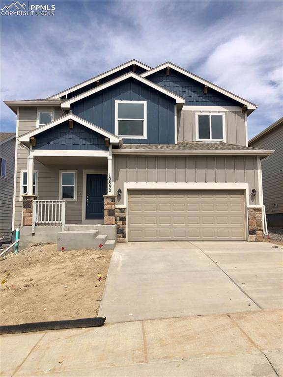 10852 Nolin Drive, Colorado Springs, CO 80925 (#8967527) :: The Kibler Group