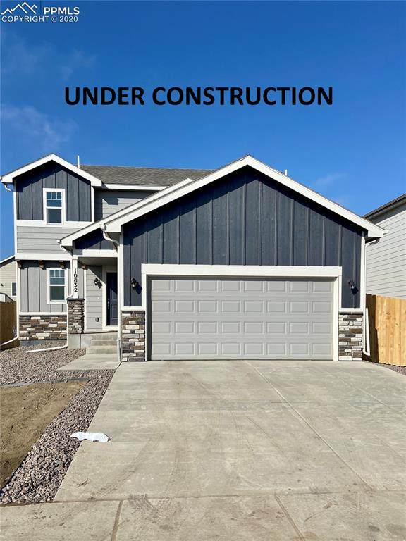 10929 Clarion Drive, Colorado Springs, CO 80925 (#8977349) :: Tommy Daly Home Team