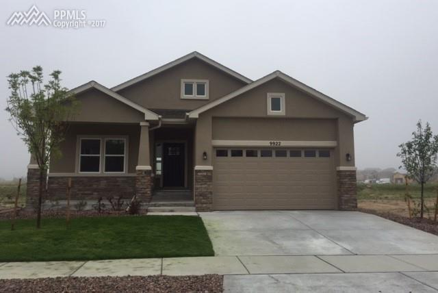 9922 Golf Crest Drive, Peyton, CO 80831 (#9052261) :: The Hunstiger Team