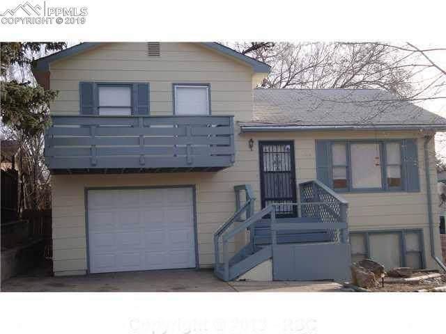 1125 Iowa Avenue, Colorado Springs, CO 80909 (#9107405) :: The Kibler Group