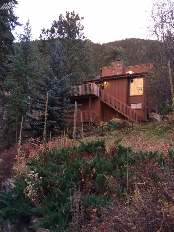13020 Iona Trail, Green Mountain Falls, CO 80819 (#9163176) :: The Treasure Davis Team