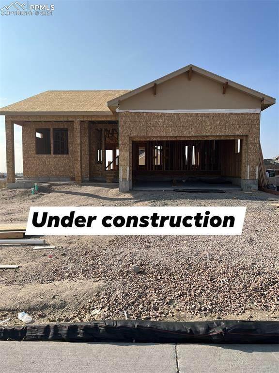 5755 Marlee Drive, Colorado Springs, CO 80924 (#9173937) :: 8z Real Estate