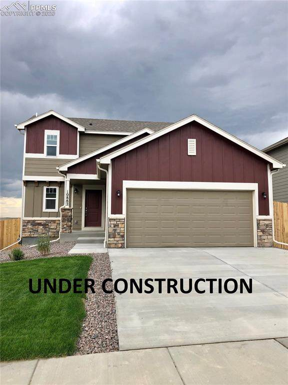 11145 Rockcastle Drive, Colorado Springs, CO 80925 (#9184268) :: The Treasure Davis Team
